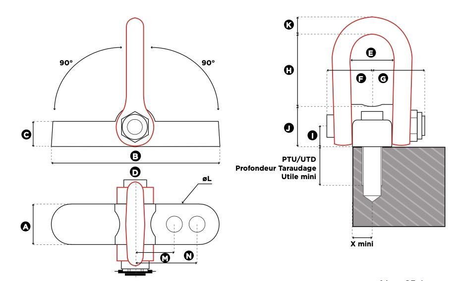 CSS technische Zeichnung