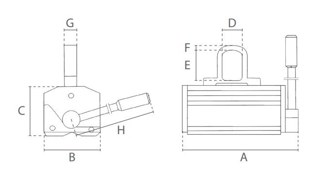 QML technische Zeichnung