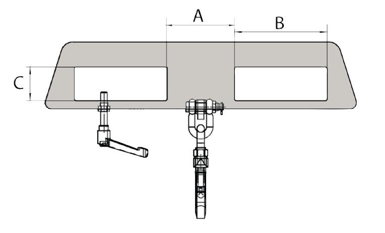 LH II technische Zeichnung