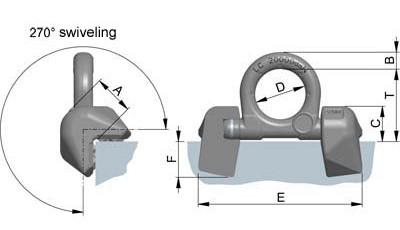 LRBK technische Zeichnung