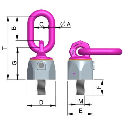 VWBG-V technische Zeichnung