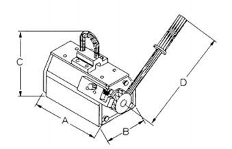 TPM technische Zeichnung